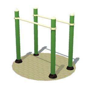 gimnasia-aire-libre-biosaludables-bora-paralelas