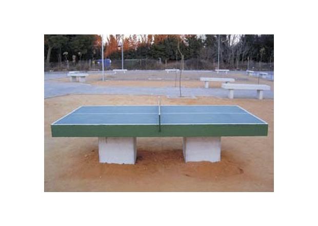 Mesa ping pong for Dimensiones mesa ping pong